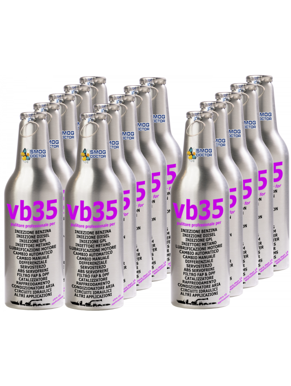 KIT-VB35-IT   RECEIVE 15 BOTTLES OF VB35 AT THE PRICE OF 10