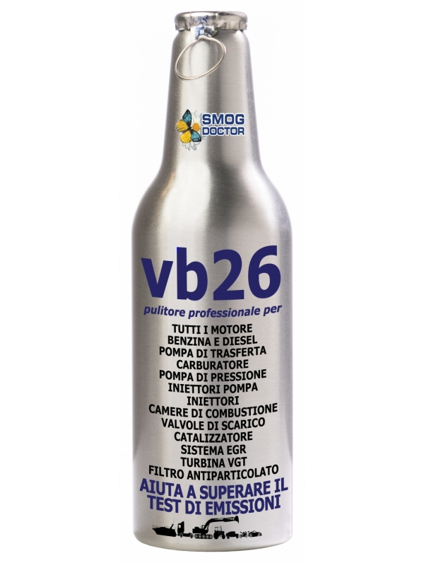 VB26-IT EXTREME CLEANER PROBLEM SOLVER INJECTION, COMBUSTION, POST COMBUSTION, ALL ENGINES