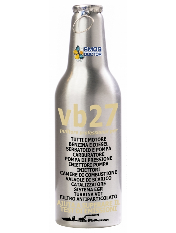 VB27-IT EXTREME CLEANER PROBLEM SOLVER INJECTION, COMBUSTION, POST COMBUSTION, MODERN ENGINES